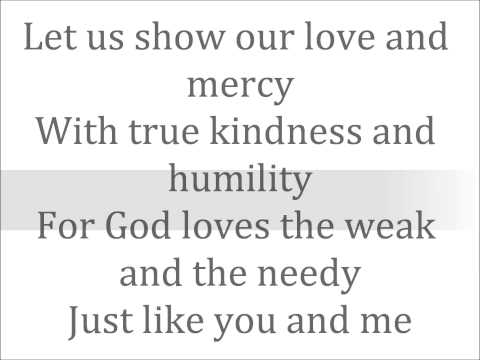 WE ARE ALL GOD'S CHILDREN (Lyrics) Jaime Rivera