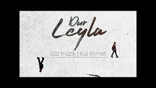 ORJİNAL KARAOKE Dur Leyla (DO#)