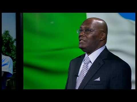 BBC Interview with His Excellency Atiku Abubakar