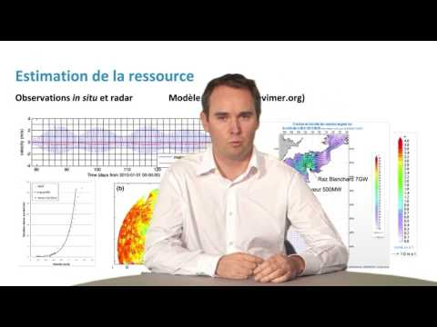 Characteristic and dynamic features of energies available in the maritime environment