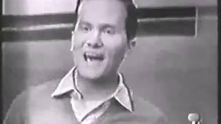 PAT BOONE on TV 1957 singing TUTTI  FRUITI aka Tutti Frutti by Little Richard