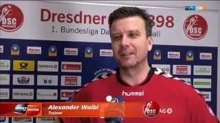 Sport im Osten Volleyball  DSC baut Rekordserie aus