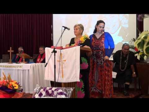 Jan Taouma Speaks about life with Papali'i Dr Pita Taouma