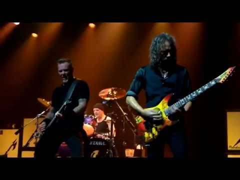 METALLICA - Moth Into Flame FIRST TIME PLAYED LIVE Webster Hall, NYC September 27, 2016 (MULTI-CAM)