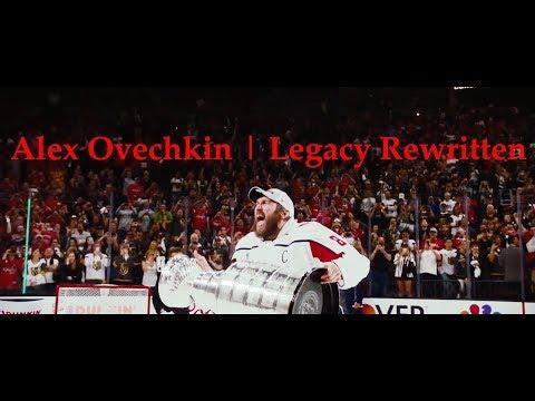 Alex Ovechkin   Legacy Rewritten