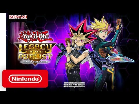 Yu-Gi-Oh! Legacy of the Duelist: Link Evolution Switch Review – It's Time To D-D-D-Duel!