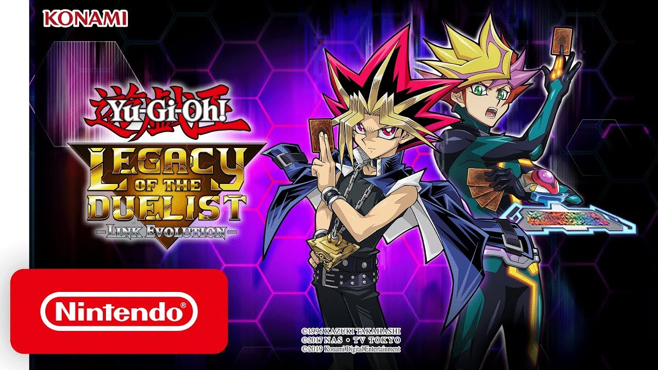 Download Yu-Gi-Oh! Legacy of the Duelist Link Evolution - Launch Trailer - Nintendo Switch