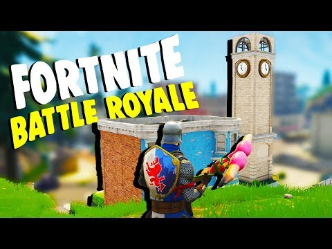 CRAZY NEW CITY and FORTNITE MAP UPDATE! -  Fortnite Battle Royale Gameplay