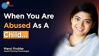 How To Stand Up For Yourself & Move Forward? | Mansi Poddar | A Heartbreaking Story