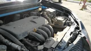 Посторонний стук в работе двигателя 1 ZZ