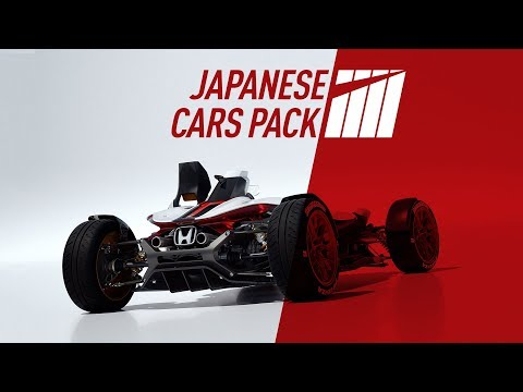 Project CARS 2: Japanese Car Pack Overview