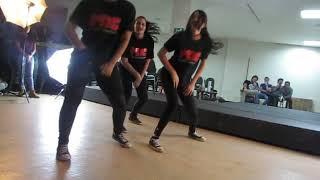 Baile K-POP evento friki Armenia 2018