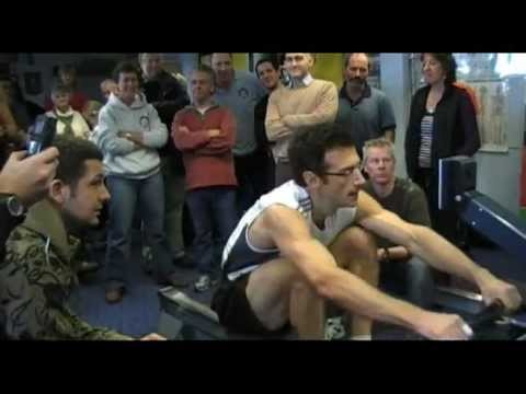 One Million Metre Row Charity Challenge 2011