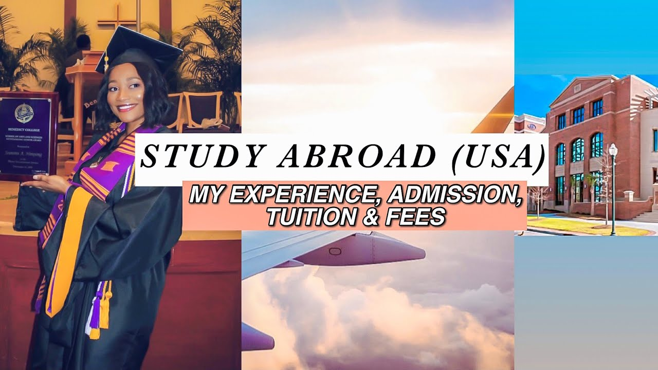 Download STUDY ABROAD (USA) FOR FREE ✈️🌎💸-MY EXPERIENCE AS A GHANAIAN STUDENTS, ADMISSION AND TUITION.