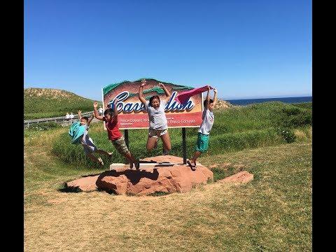 Canadian East Coast Road Trip 2017: Leg 5 - Prince Edward Island