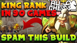 New Patch = FEATHERED EVEN MORE OP! [King Rank in 90 games spamming this build!] | Auto Chess