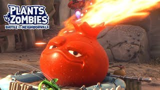New Fire Dragon Fruit Plant! - Plants vs. Zombies: Battle for Neighborville - Gameplay Part 40
