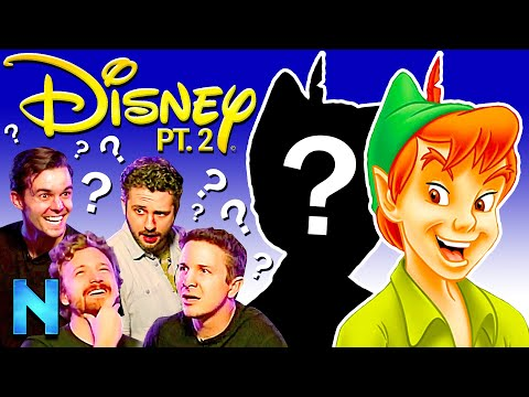 Guess That DISNEY Movie Using Audio Only! Ep. 2