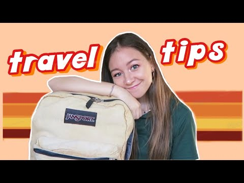 What's In My Carry On ✈️🎒 travel tips + essentials