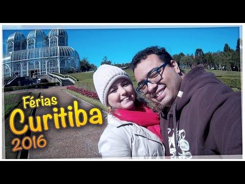 Férias em Curitiba 2016