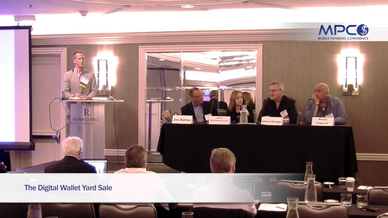 MPC 2016 -- The Digital Wallet Yard Sale - YouTube