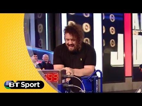 Adam Jones demolishes The Beast | Rugby Tonight