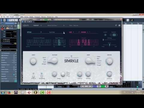 UJAM Virtual Guitarist SPARKLE - Demo