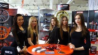 Moto Session 2016 Lublin - Targi motoryzacyjne i Piękne Hostessy
