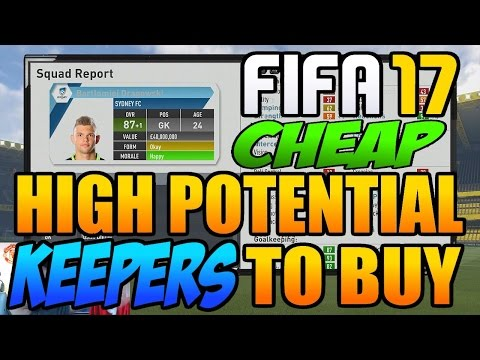 FIFA 17 Career Mode Best Cheap Young Keepers To Buy: THE CHEAP DONNARUMA!