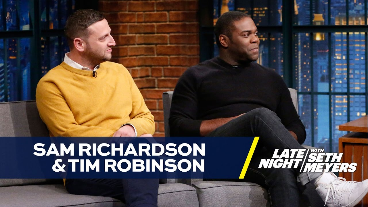 Download Sexy Specs Inspired Sam Richardson and Tim Robinson's Detroiters