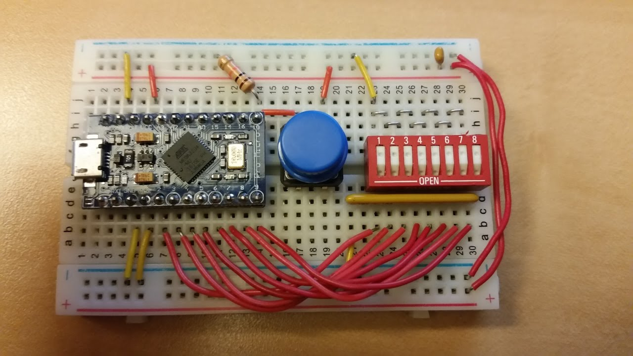 Usb Wizard - Automatic Mouse And Keyboard Control With Arduino Micro