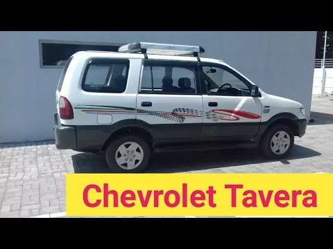 Chevrolet Tavera used car sales in tamilnadu/Tavera second