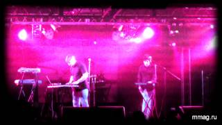 mmag.ru: MusicMagLive - выступление Karuss в клубе «Зал Ожидания» 04.12.13