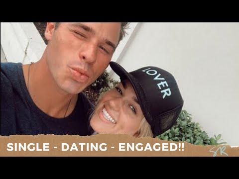 SINGLE - DATING - ENGAGED | Sadie Robertson