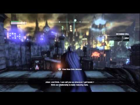 Batman Arkham City For The Xbox 360 Review