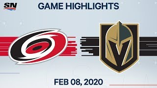 The vegas golden knights get out to an early lead and never look back, but carolina hurricanes come storming back win in shootout with goals from andr...