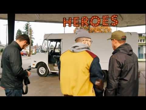 Andy Mineo - Heroes For Sale Teaser - Coming 4.16.13 (@AndyMineo @reachrecords)