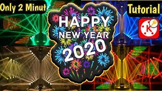 Tik tok new trend happy new year 2020 tutorial special vfx new year 2020 technicaldullur