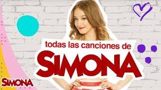 SIMONA | TODAS LAS CANCIONES (VIDEOS CON LETRA)