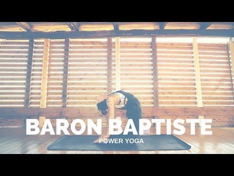 Baron Baptiste Yoga : Advanced Hour  | Echo Flow Yoga