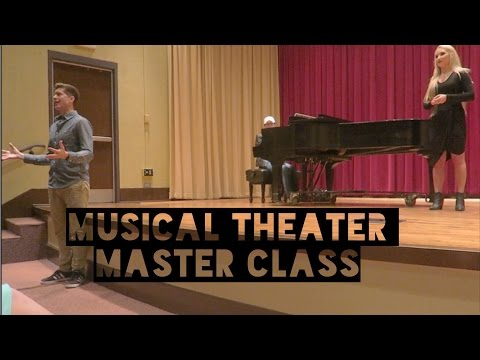 S1 Ep20 - MUSICAL THEATER MASTER CLASS   JAMCAM
