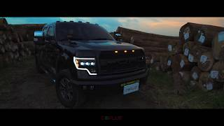 FORD F150 LED Headlights (2009-2014) ヘッドランプ|COPLUS福特頭燈