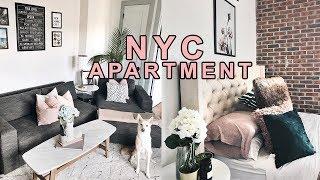 NYC APARTMENT TOUR 2017 | Antonnette