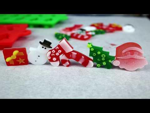 DIY: Resin Charms  for Christmas gifts