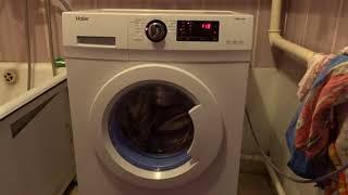 видео Стиральная машина Haier