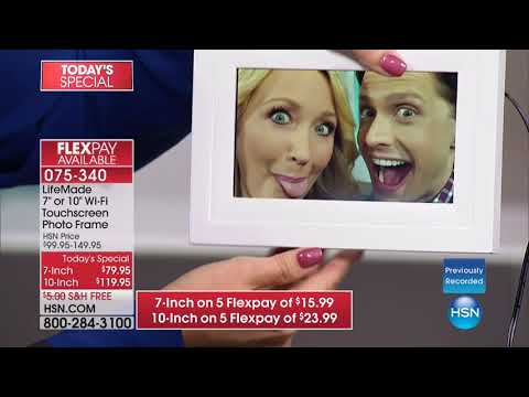 HSN   Electronic Gifts featuring HP 11.08.2017 - 06 AM