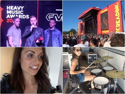 AWARDS AND READING & LEEDS 2017