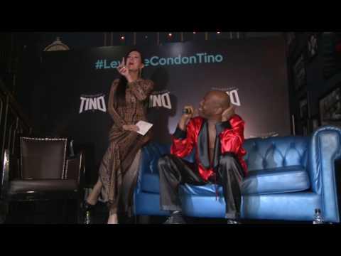 ¿De qué talla son los Condones Tino?