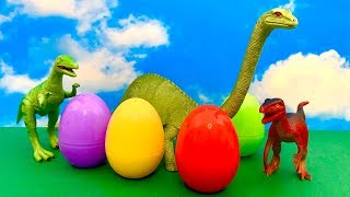 Dinosaur SPECIAL and Surprise Eggs  डायनासोर, आश्चर्य अंडे
