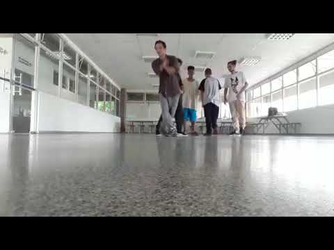 Gui, Sapo, James, Dillan, Mac - Hip Hop Dance #TREINO #IMPROVISO #2K18